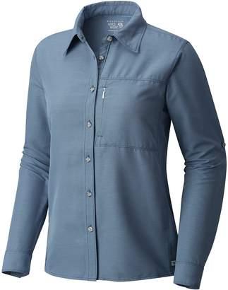 Mountain Hardwear Canyon Long-Sleeve Shirt - Women's