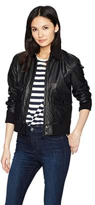 Joe's Jeans Women's Billie Leather Jacket