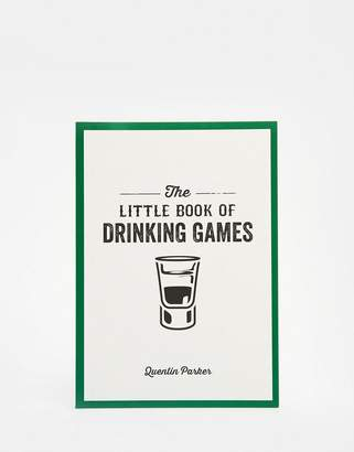 Books The Little Book of Drinking Games