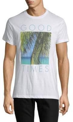 Good Times Palm Tree Cotton Tee