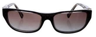 Louis Vuitton Monogram Rectangle Sunglasses