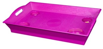 Little Butler Large Serving Tray pack of 6 Wild Berry