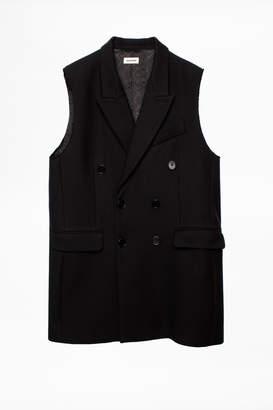 Zadig & Voltaire Jacket Vinam Wool