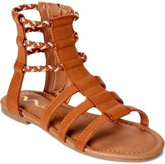 Nina Kids Girls) Tan Chryssa Gladiator Sandals
