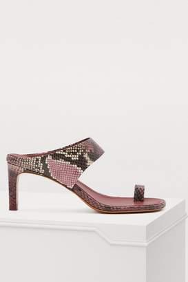 Zimmermann Leather sandals