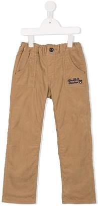 Mikihouse Miki House straight-leg trousers