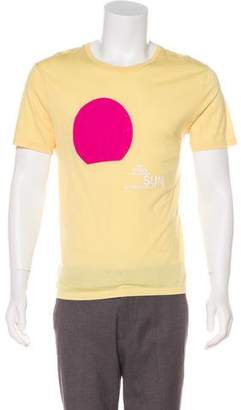 Christian Dior 'We Stole the Burning Sun' T-Shirt