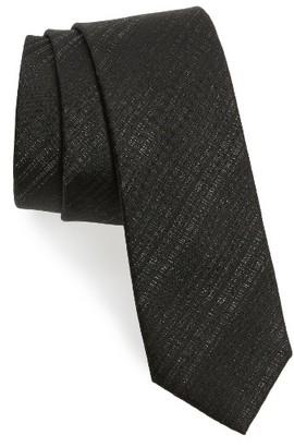 Men's Calibrate Stripe Silk Blend Tie $49.50 thestylecure.com