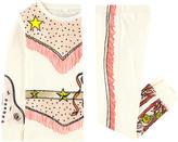 Stella McCartney Trompe-l'ナ妬l organic cotton pyjamas