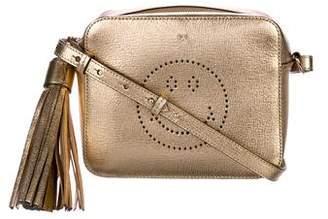Anya Hindmarch Smiley Crossbody Bag w/ Tags
