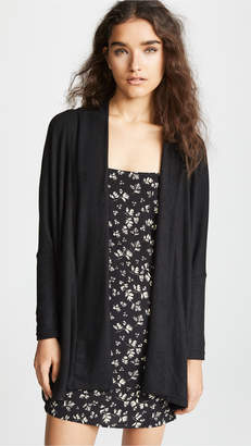 Cupcakes And Cashmere Brentmoore Dolman Cardigan