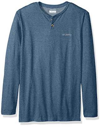 Columbia Men's Thistletown Park Big & Tall Henley