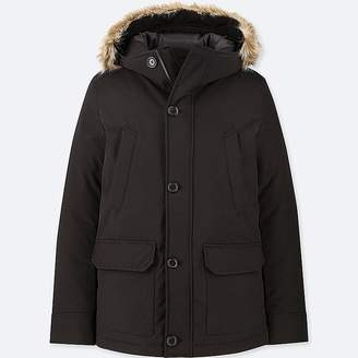 Uniqlo Men's Non-quilt Down Jacket