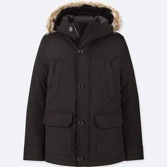 Uniqlo Men's Non-quilt Down Jacket