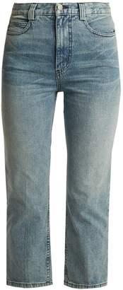 Rachel Comey Norm slim-leg cropped jeans