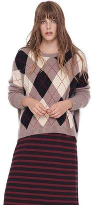 The Great Argyle Sweater