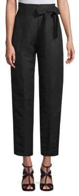 Robert Rodriguez Belted Slim Pants
