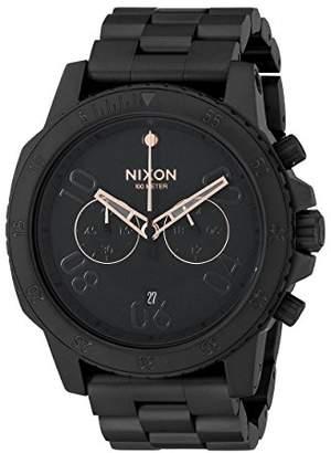 Nixon Men's 'Ranger Chrono' Quartz Stainless Steel Casual Watch