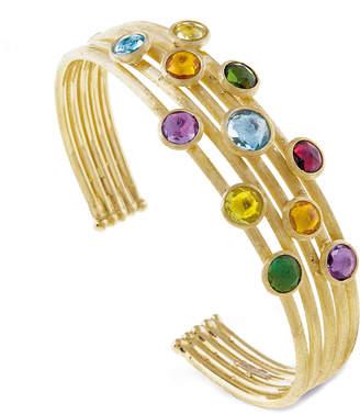 Marco Bicego Jaipur 18K Yellow Gold Gemstone Bangle