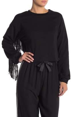Gracia Crop Top Sweater