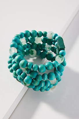 Anthropologie Seascapes Layered Bracelet