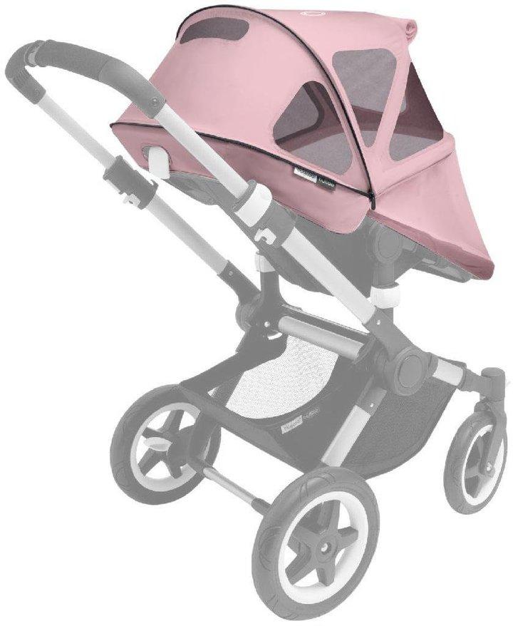 BugabooBugaboo Breezy Sun Canopy - Soft Pink - Buffalo/Runner