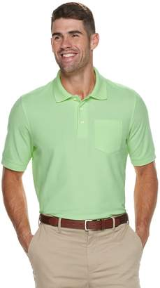 Croft & Barrow Men's Easy Care Pocket Pique Polo