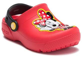 Crocs TM) Fun Lab Mickey Mouse(R) Clog (Baby, Walker, Toddler & Little Kid)