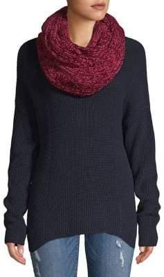 Steve Madden Knit Infinity Scarf