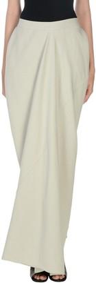 Rick Owens Knee length skirts