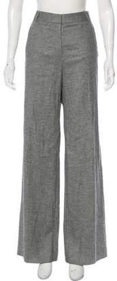 Rebecca Taylor High-Rise Skinny Pants