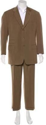 Ralph Lauren Purple Label Douglas Wool Suit brown Douglas Wool Suit