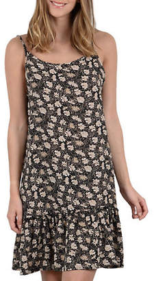 Molly Bracken Ditzy Printed Shift Dress