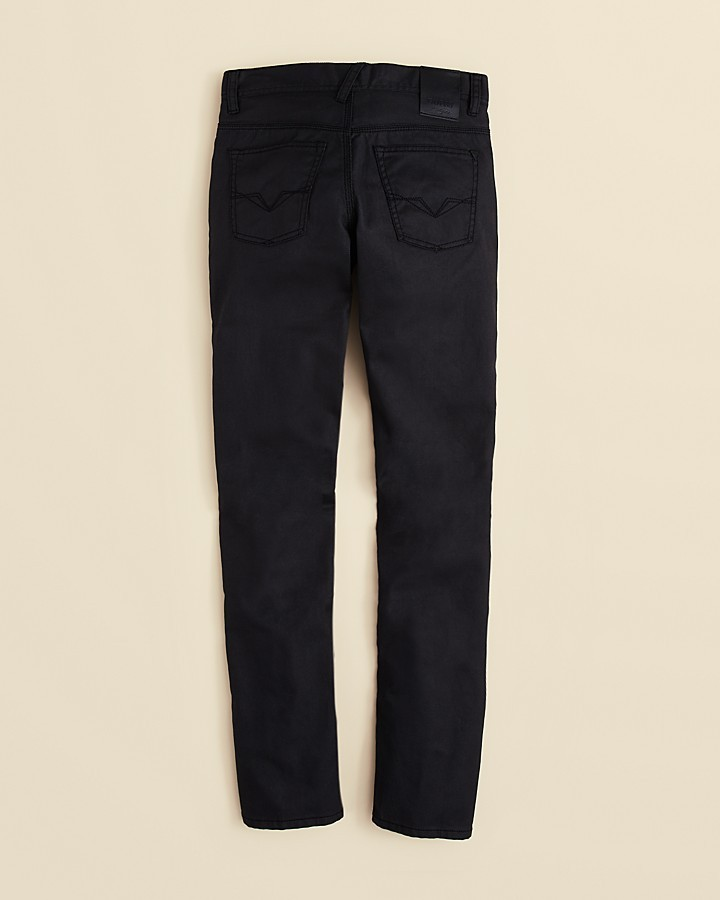GUESS Boys' Lincoln Straight Leg Jeans - Sizes 8-20