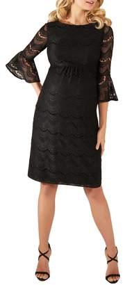 Tiffany & Co. Rose Jane Lace Maternity Dress