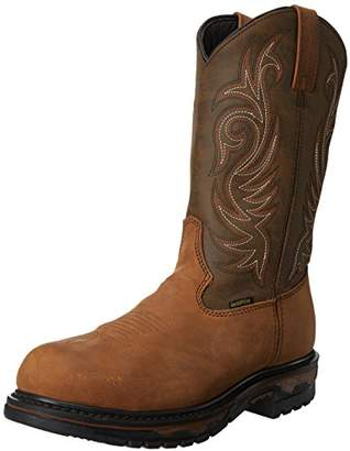 Laredo Men's Hammer Work Boot