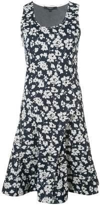 Derek Lam Sleeveless Short Fit And Flare Dress