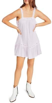 Free People Sweet Thing Sleeveless Side-Tie Dress