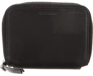 Paul Smith Leather Coin Pouch $85 thestylecure.com