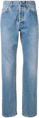 MSGM straight-leg jeans