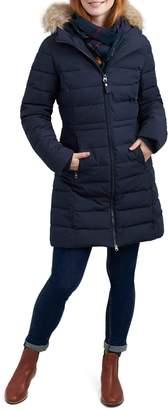 Joules Sefton Longline Padded Jacket