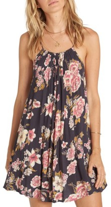 Women's Billabong Come Along Floral Print Dress $49.95 thestylecure.com