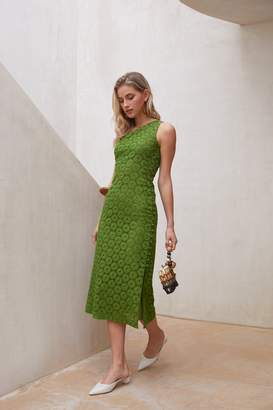 Cult Gaia Louise Dress - Leaf