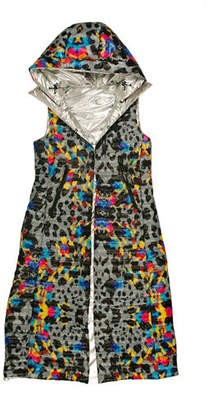 Think Royln Long Reversible Vest