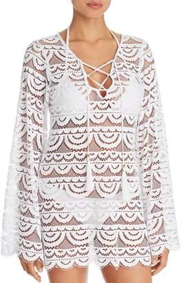 8e71dd503c Pilyq White Swimsuit Coverups - ShopStyle