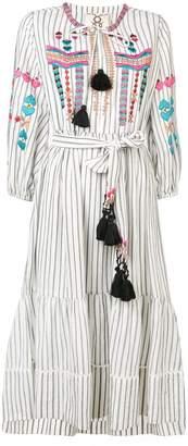 Figue Noor stripe dress