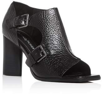 Donald J Pliner Women's Fouu High Block-Heel Sandals