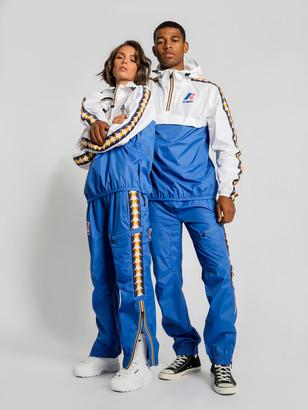 Kappa Le Vrai Edgard Banda Track Pants in Royal Blue