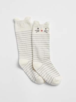 Gap Cat Knee-High Socks