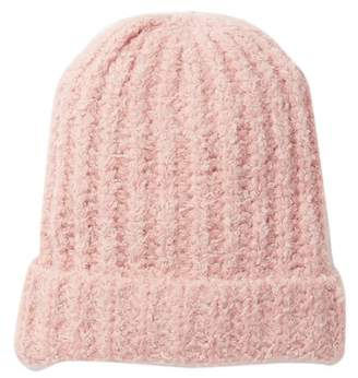Collection XIIX Faux Mohair Beanie